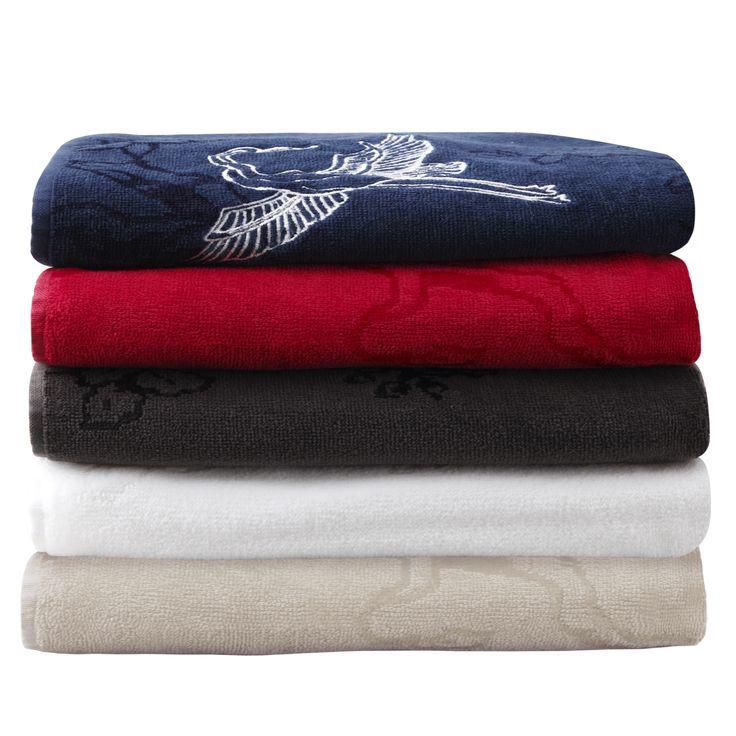 The Cranes Towels