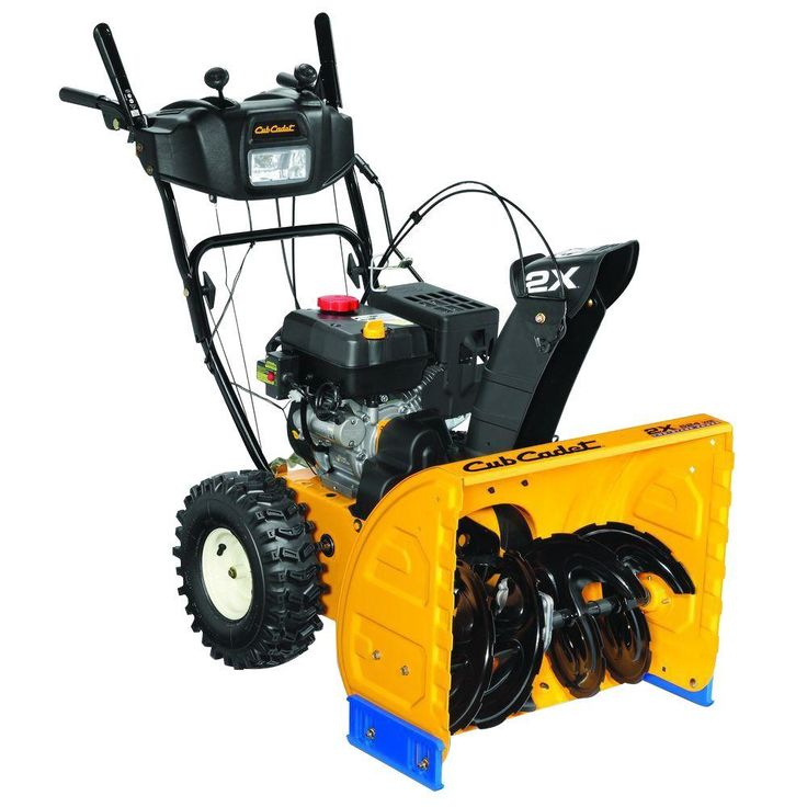 Cub Cadet 2X 524 WE 24 in. 208 cc Two-Stage Electric Start Gas Snow Blower-2X 524 WE at The Home Depot