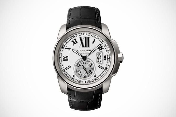 Calibre De Cartier Men's Luxury Watch (2)