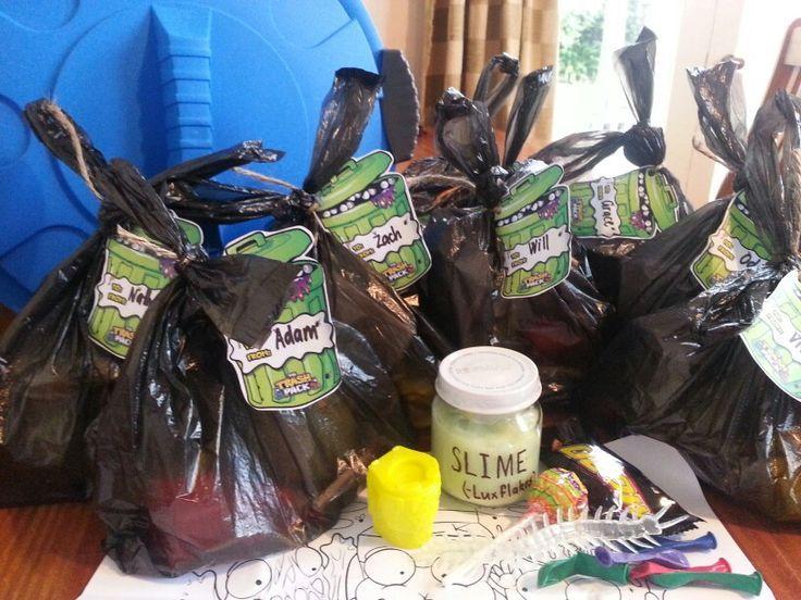 Image result for trash pack party