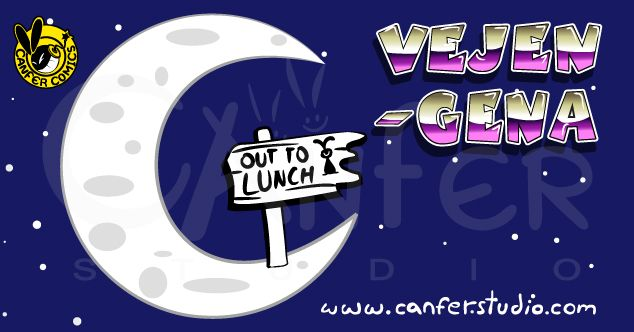 El #conejo de la #luna... DESAPARECIÓ!!!! Cómo es esto posible!!?? Descúbranlo leyendo el CAPÍTULO 47 de nuestro viejito favorito VEJEN-GENA / #Moon #rabbit... VANISHED!!! How's this possible!!?? Find it out reading our favourite granp's #comic in CHAPTER 47