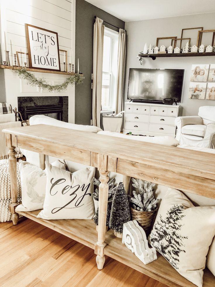 Cottage Farmhouse Living Room Decor Amp Home Inspiration