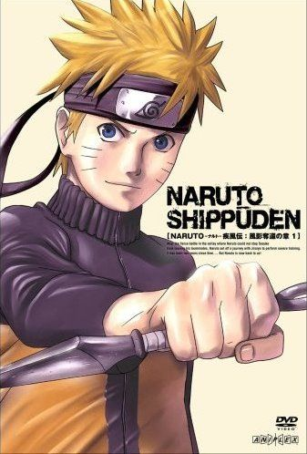 Naruto - Shippuden DVD season 1 volume 1 - List of Naruto: Shippuden episodes - Wikipedia, the free encyclopedia
