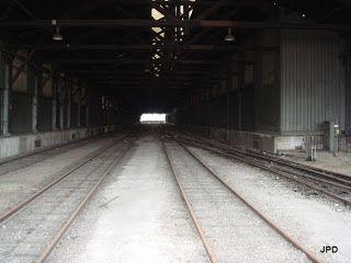 Gare de marchandises de Bercy-La Rappée - Paris-bise-art : décembre 2008
