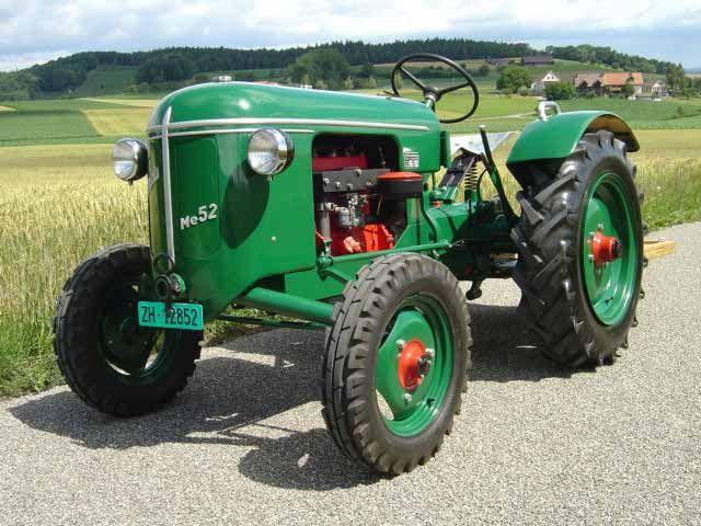 tractores antiguos, página 26 | Meili 52