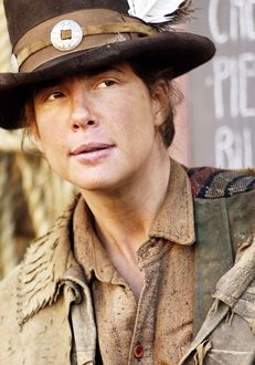 "Calamity Jane, ""Deadwood"" not exactly a style icon. but she is still cool :)"