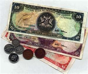 Trinidad and Tobago money.
