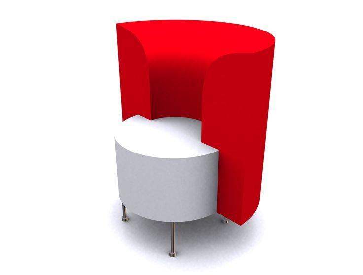 chair cylinder by antonio lucchetto designer
