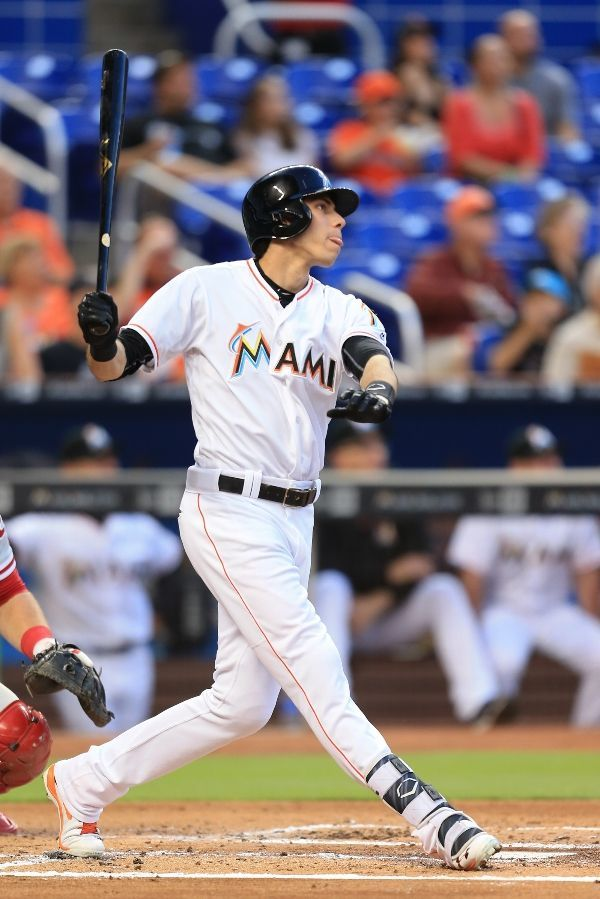 Christian Yelich, Miami Marlins