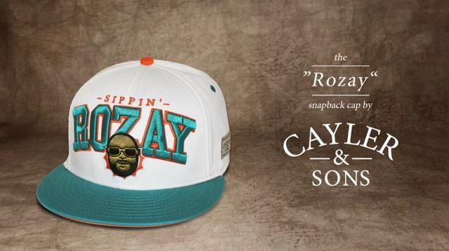 """The """"ROZAY"""" Snapback Cap by Cayler & Sons"""