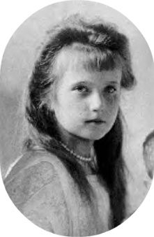 Anastasia Romanov - The Romanov Family Official Picture Site  oddly enough .... reminds me of Karen Griffin