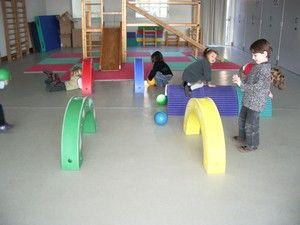 École Maternelle Jeanne Lecourt - Bléré (37) - faire rouler