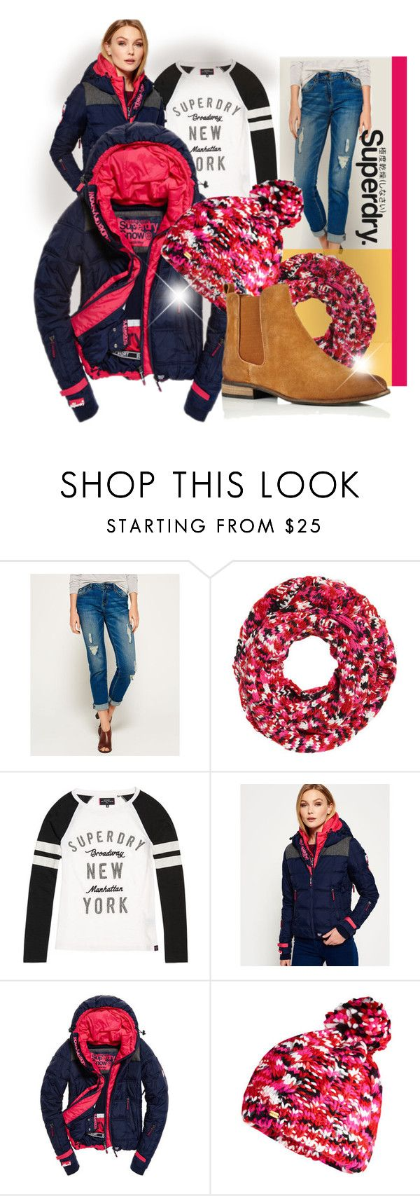 """Superdry Style"" by interesting-times ❤ liked on Polyvore featuring Superdry and MySuperdry"