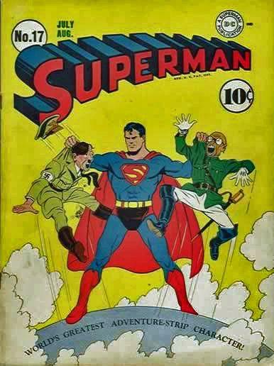 Propaganda in American Comics of WWII17 Comicbook, American Comics, Comics Book, Dc Comics, Art, Superman Comics, Book Covers, Superman 17, Book Propaganda