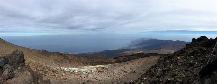Teide vulcan, Tenerife, Spain