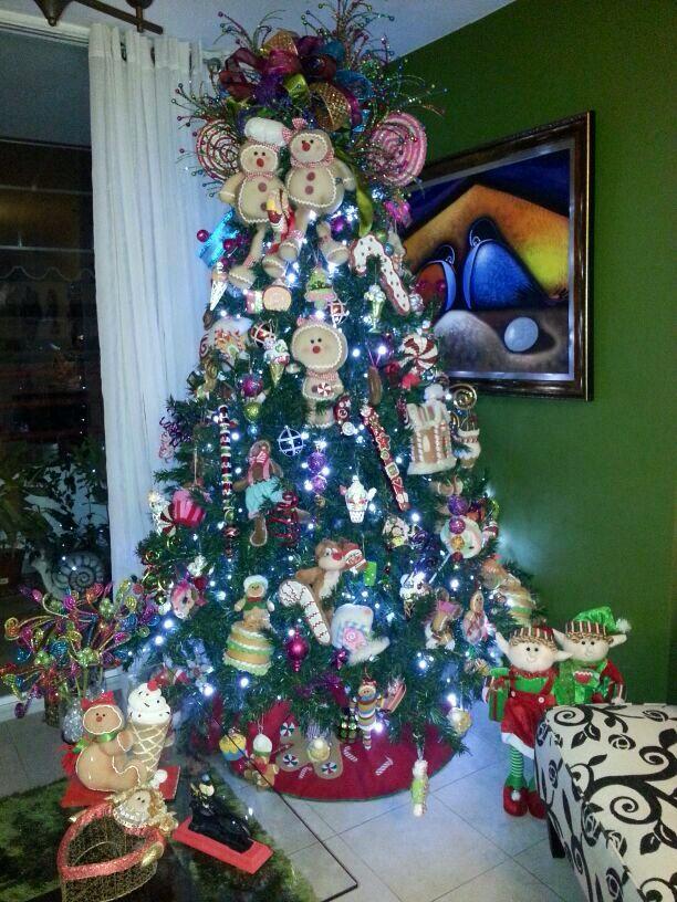 17 best images about arbol navidad on pinterest trees christmas trees and home - Comprar arboles de navidad decorados ...