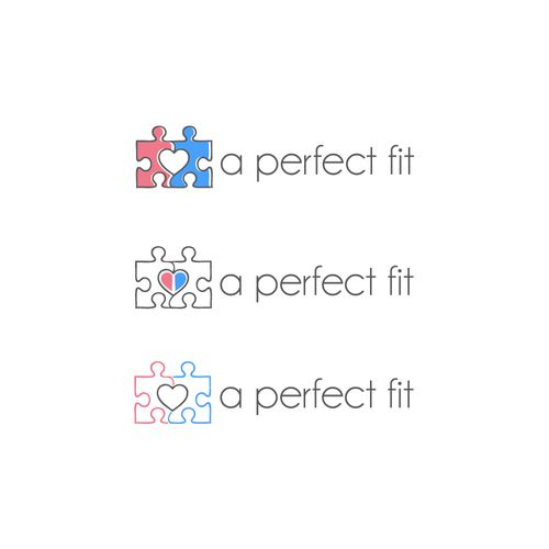 A Perfect Fit - Create a Modern, Clean Logo for a Nanny Placement Agency