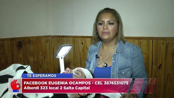 EUGENIA OCAMPOS Implantes de Pestañas en Salta