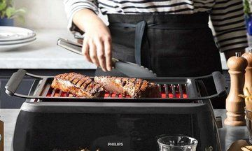 The Best Indoor Grill You Can Get (And It Won't Fill Your Kitchen With Smoke) | The Huffington Post