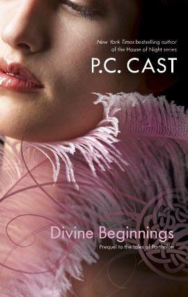 Prequel to the Parthonlon series-Divine by Blood, Divine by Choice and Divine by Mistake. Divine Beginnings - book 4 of Partholon by P.C. Cast