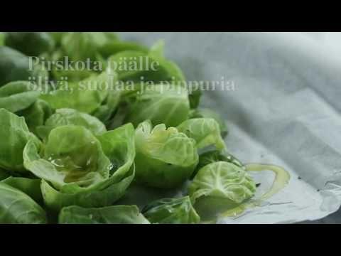 Helpot ruusukaalisipsit - Videot - Yhteishyvä