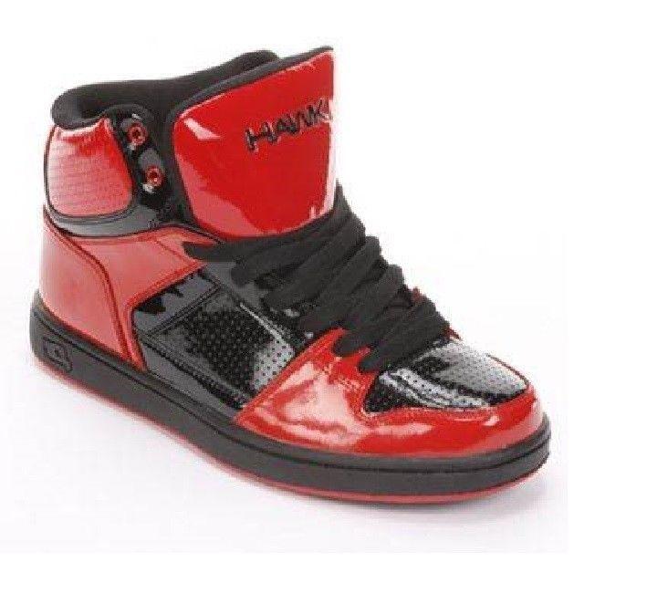 Tony Hawk Shoes Kobe Skate high top Leather red Men's size 10.5 NEW  44.99 http://www.ebay.com/itm/Tony-Hawk-Shoes-Kobe-Skate-high-top-Leather-red-Mens-size-10-5-NEW-/251435447618?ssPageName=STRK:MESE:IT