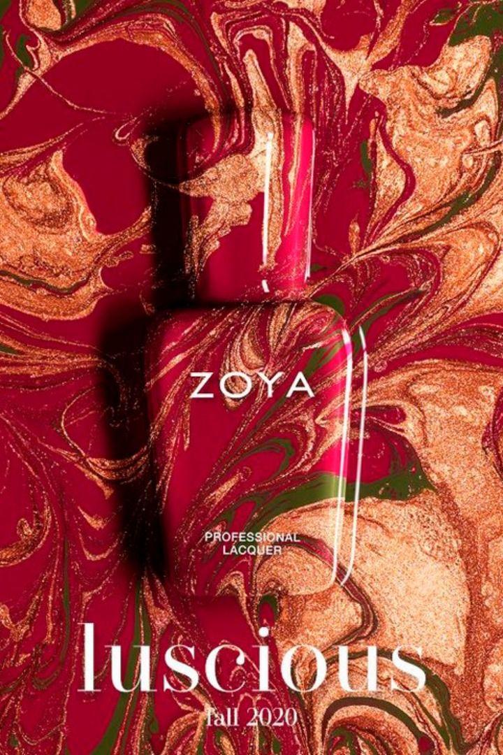 2020 Christmas Zoya Nail Polish Pin on Nail Polish Colors