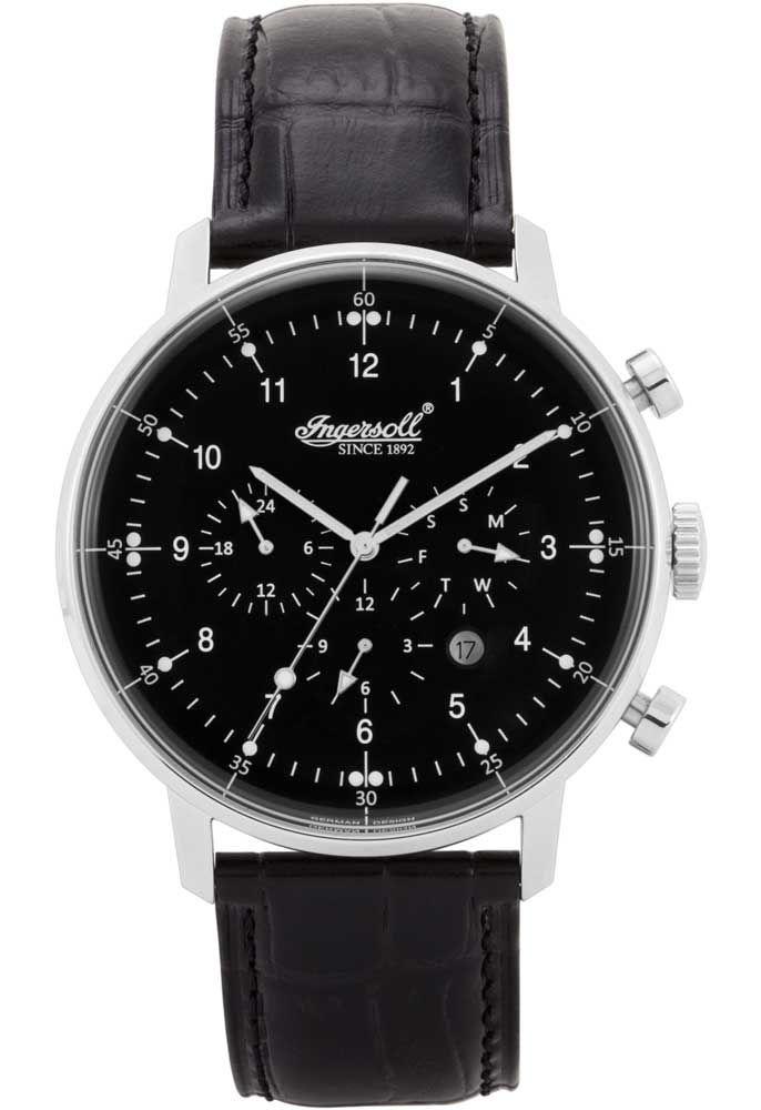 A classic black watch