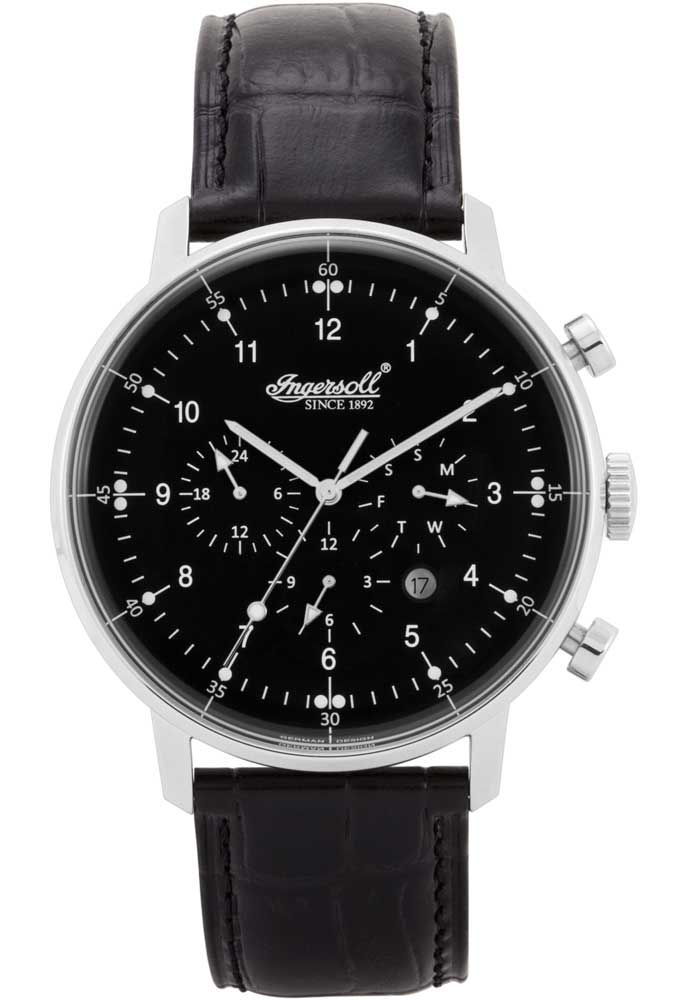 Ingersoll IN2816BK available at Watchismo.com