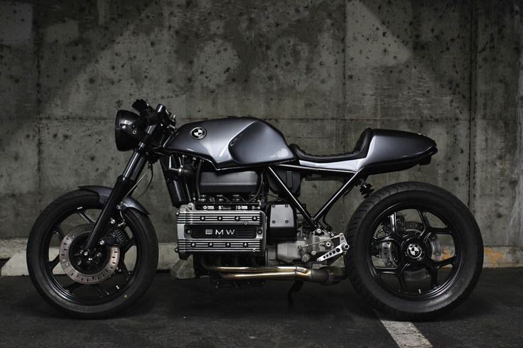 We've heard of customs being built under trying circumstances, but this one is off the scale. Meet Jeff Veraldi, who transformed his BMW K100 into a cafe racer while recovering from a broken back.