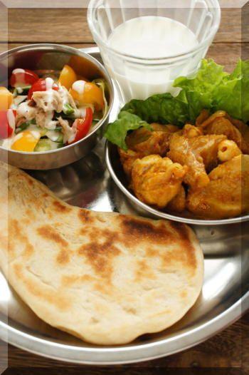 * インド料理 ♥簡単タンドリーチキン♪