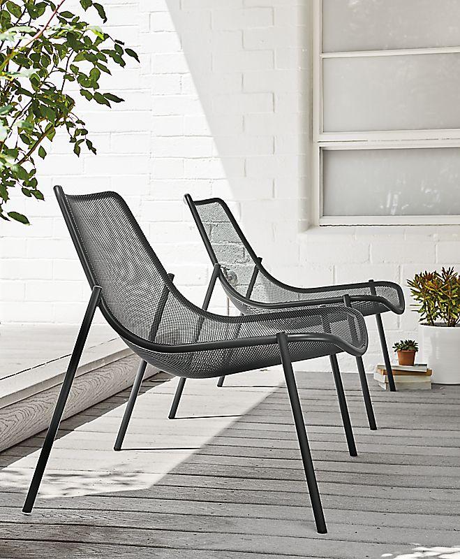 soleil lounge chair modern outdoor