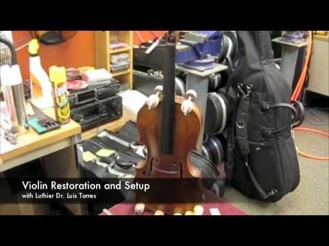 Violin Repair and Restoration