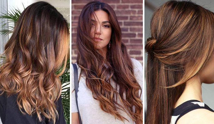 Si chiama tiger eye ed è una variante del castano caldo con sfumature caramello: ecco il colore di capelli più cult del 2017 che farà impazzire le donne castane!