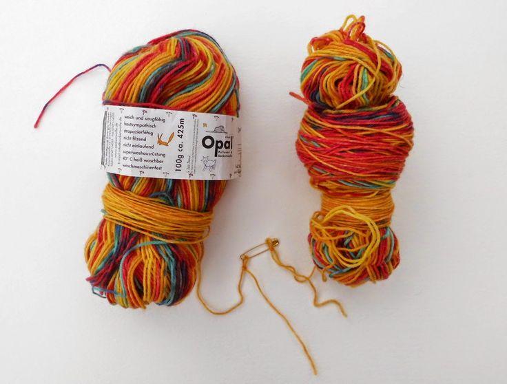 Winwick Mum: Beginner sock knitting: Sockalong - accessories and matching yarn