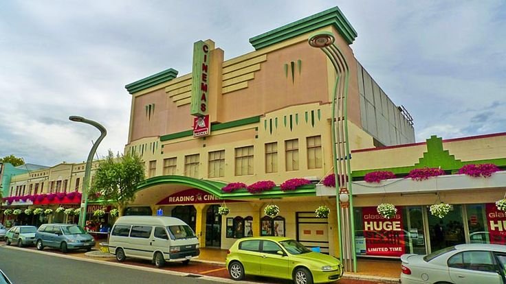 Hastings, Reading Cinema, see more at New Zealand Journeys app for iPad www.gopix.co.nz