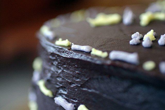 Smitten Kitchen Double Chocolate Layer Cake
