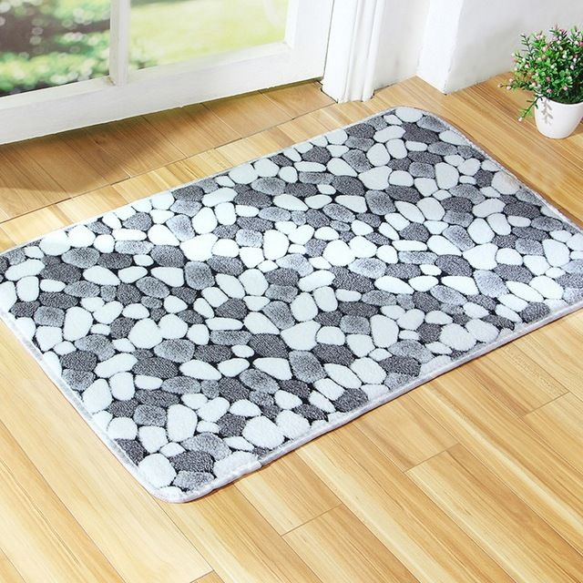 How To Create A Non Slip Bath Mat From A Cotton Rug With Images