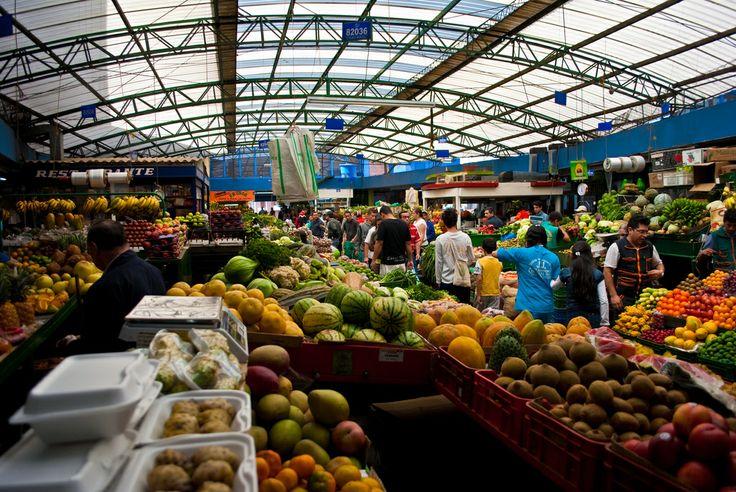 Paloquemao´s Marketplace