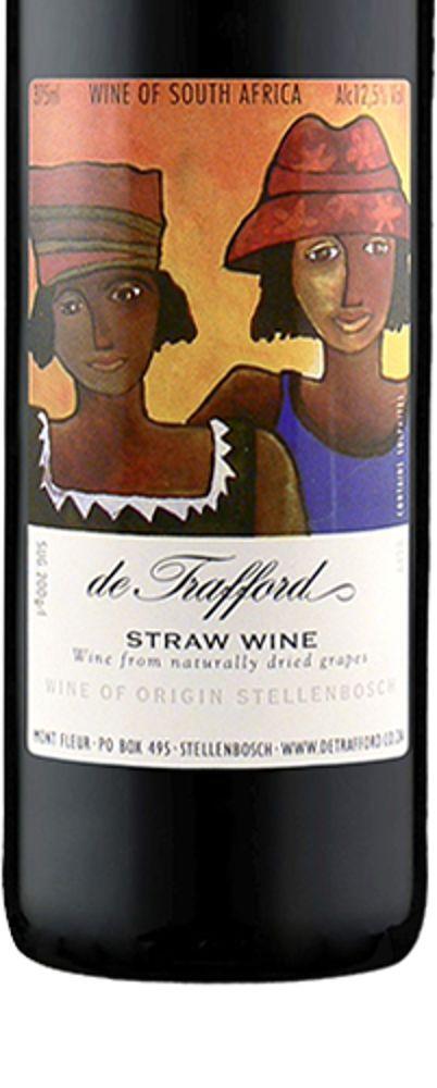Straw Wine 0,375l 2010 von De Trafford