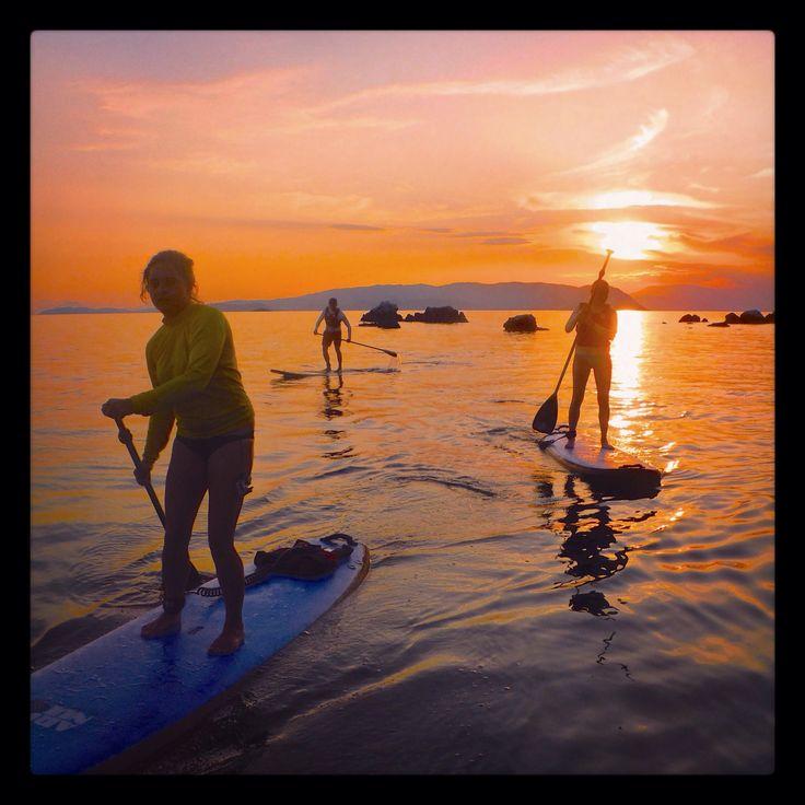 #sporadessup #skopelos #sup #greece #standuppaddleboarding #sunset #water #sun #skiathos #sun