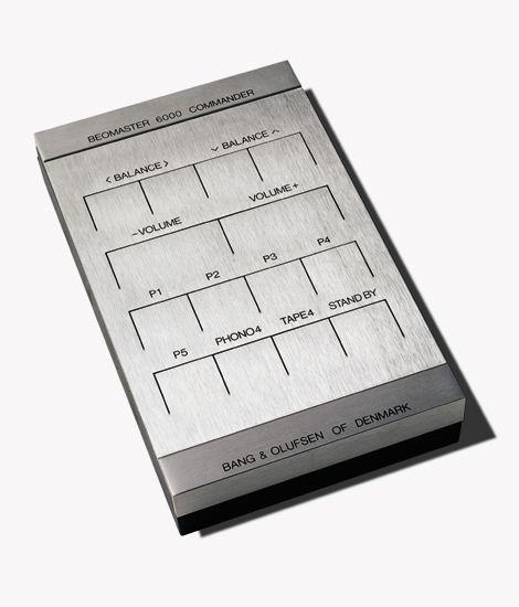 Bang & Olufsen remote control, c.1974.