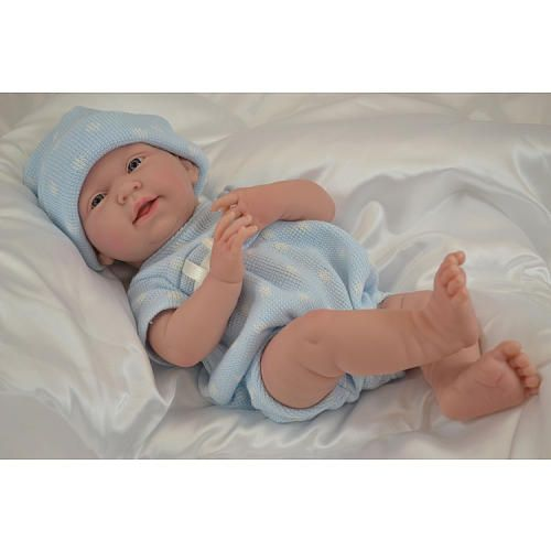 Toys Are Us Baby Dolls : La newborn inch baby doll blue bodysuit jc toys