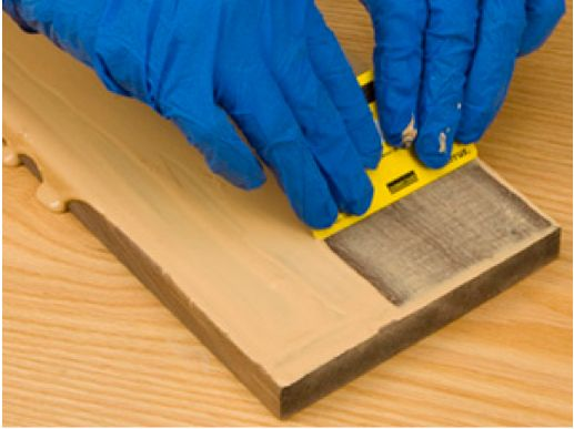 Wood Sealers and Pour Fillers