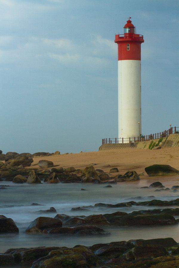 Umhlanga Lighthouse - Umhlanga Beach, South Africa