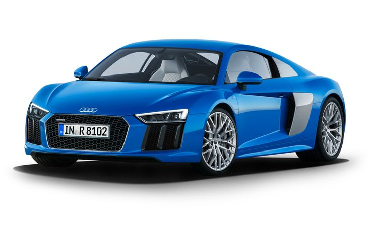 Audi R8 Review: All-new for 2016, this generation is more powerful than ever. The base engine is a naturally aspirated 5.2-liter V-10 that makes 540 hp.