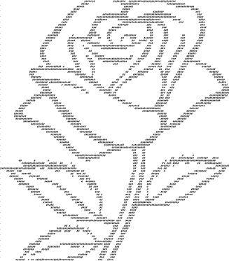 53 Best Ascii Art Images On Pinterest Ascii Art Computer Art And