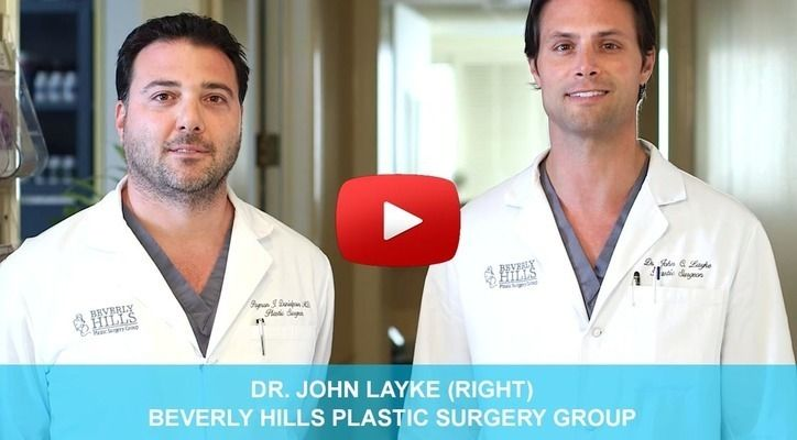 Celebrity plastic surgeon, Dr. John Layke of the Beverly Hills Plastic Surgery Group, shares a simple way to look younger from the comfort of your o