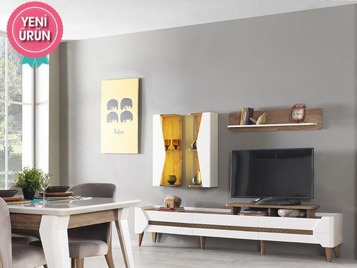 Sönmez Home   Modern Duvar Duvar Ünitesi Takımları   Riga Tv Ünitesi  #EnGüzelAnlara #Sönmez #Home #TvÜnitesi #Home #HomeDesign #Design #Decoration #Ev #Evlilik  #Wedding #Çeyiz #Konfor #Rahat #Renk #Salon #Mobilya #Çeyiz #Kumaş #Stil  #Tasarım #Furniture #Tarz #Dekorasyon #DuvarModül #AltModul #Tv #Modern #Furniture #Duvar #Tv #Ünitesi #Sönmez #Home #Televizyon #Ünitesi #TvSehpası