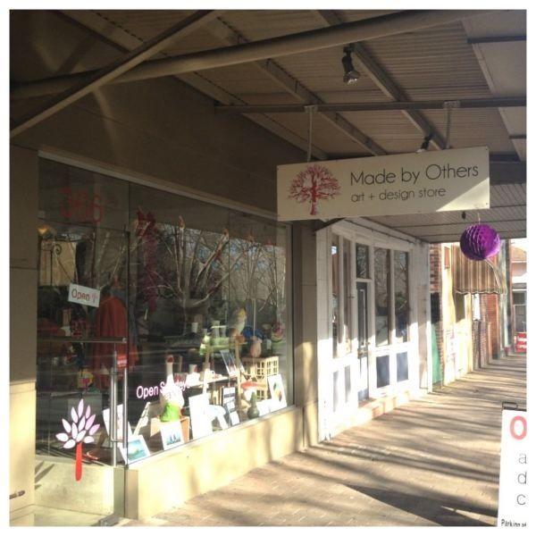 Made by Others in Moss Vale, NSW  www.madebyothers.com.au